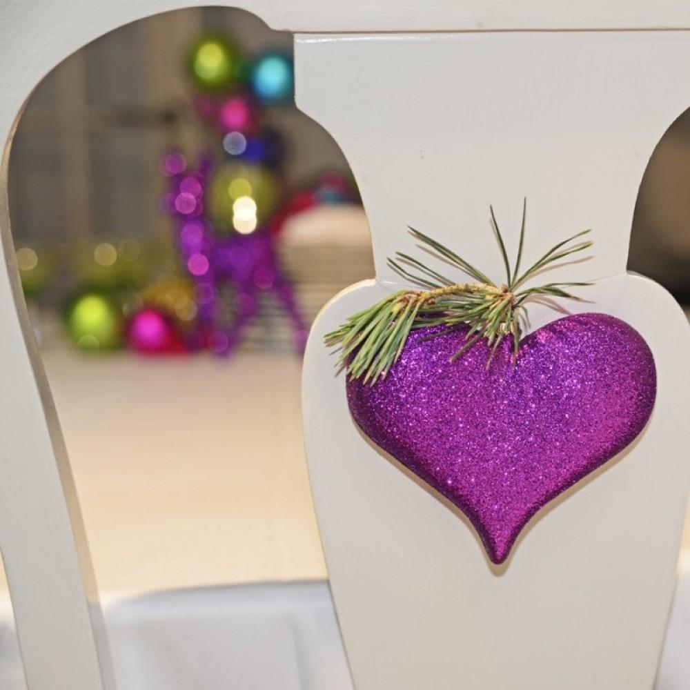 11,5 cm hjerte, glitter, lilla-01