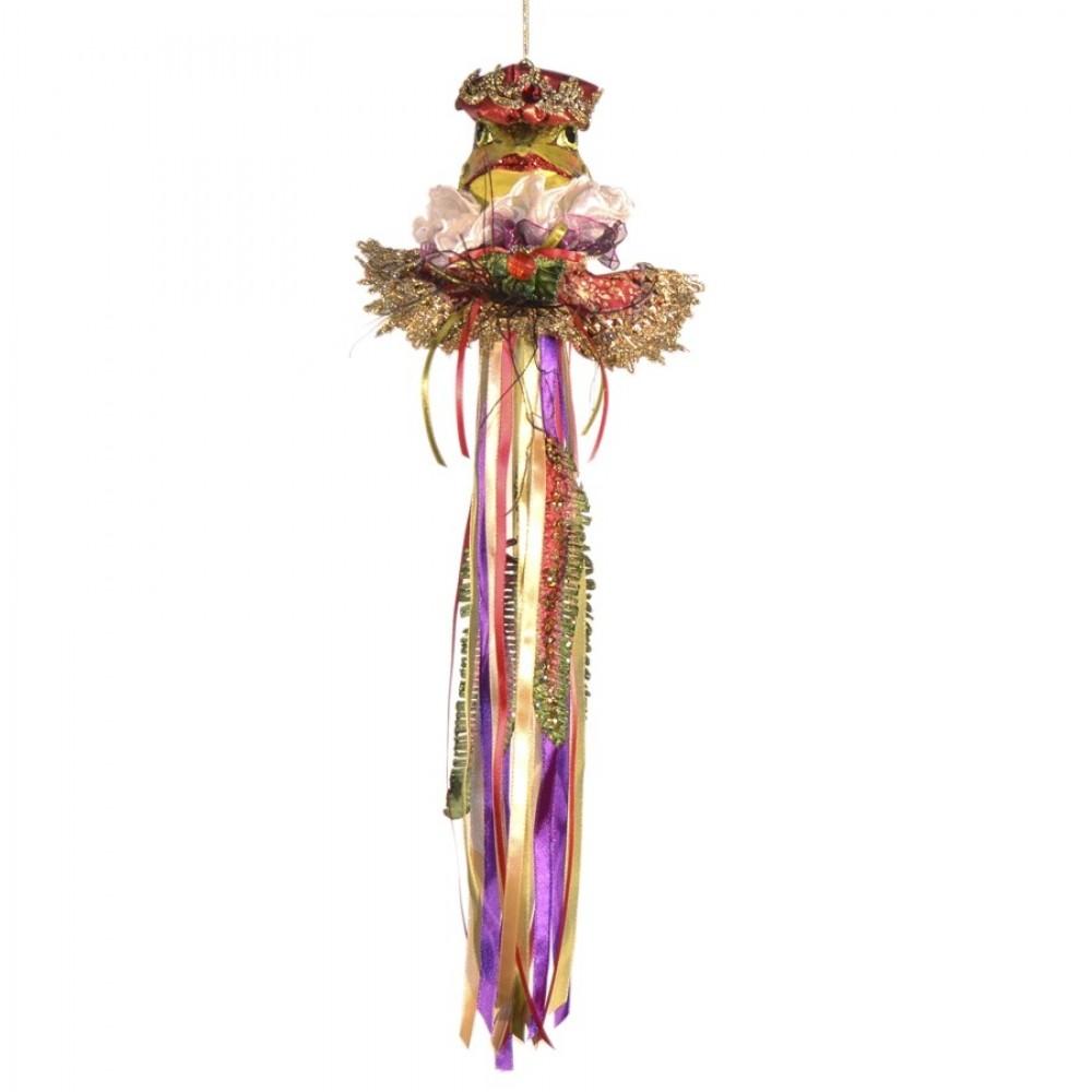 Dronningefrø, dukke ornament, 50 cm-31