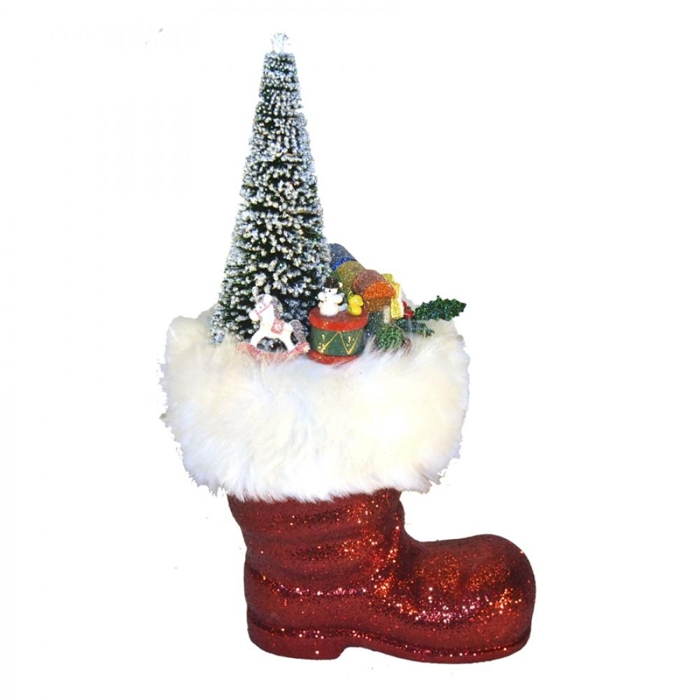 Julemandensstvlerdtglitterdekoration19cmdeko-01