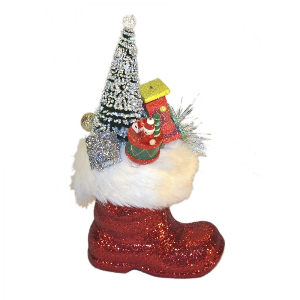 Julemandensstvlerdtglittermeddekoration13cmdeko-01