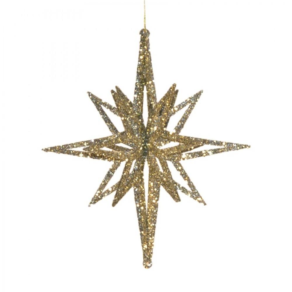 20cmstjerneglitterchampagne3D-31