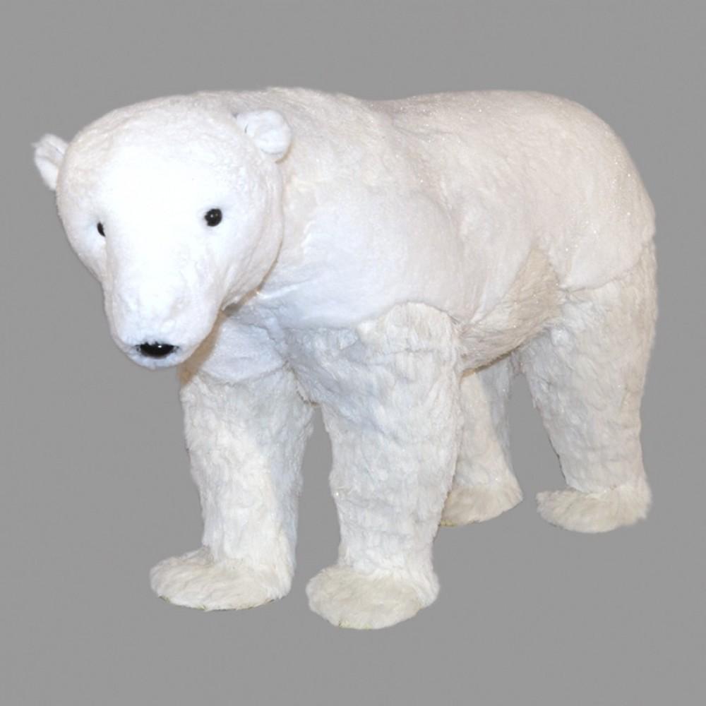 Isbjørn, 90x36x55 cm-32