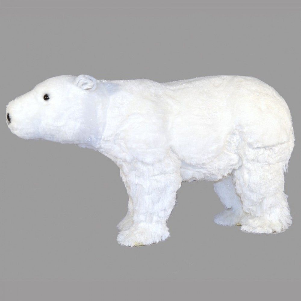 Isbjørn, 60x21x35 cm-32