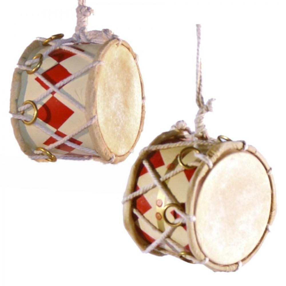 2 stk. 5x7,5 cm trommer, pris for 2 stk.-33