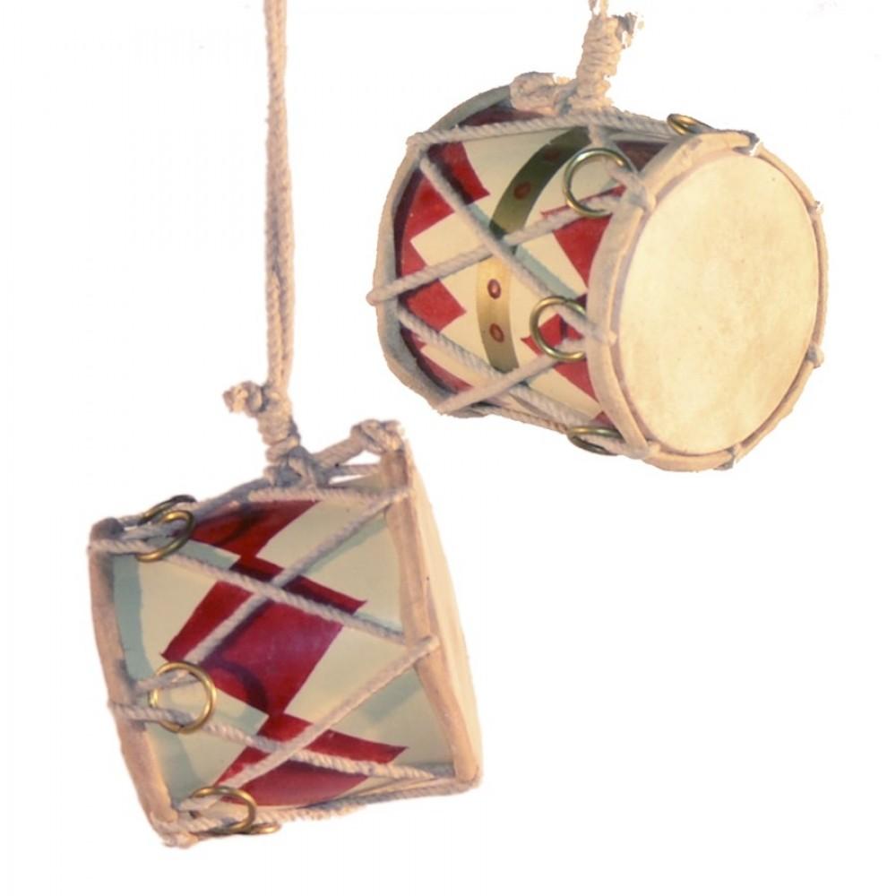 2 stk. 8,5x8 cm trommer, pris for 2 stk.-31