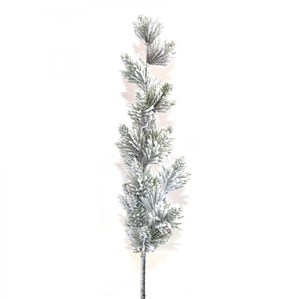 Fyrregren m/sne, 35 cm (70 cm inkl. stilk)-31