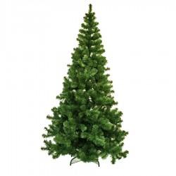 210 cm kunstrgran juletræ, Ø128 cm-20