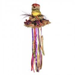 Kongefrø dukke, ornament, 43 cm-20