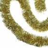 3 meter guld-lametta, eksklusiv kvalitet, Ø15 cm, 3 meter,-02