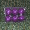 8cmjulekuglerblankmedindvendiglillaglitter6stkiboks-04