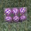 6cmjulekuglerperlemorlillamedchampagneglitter6stkiboks-01