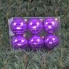 6cmjulekuglerperlemorlillamedswirldekoafchampagneglitter6stkiboks-010