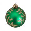 Julekugler med mønster, 6 cm, ass. i 5 stk. rør-06