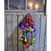 Bamse-ornamenter, 6 farver, 6 stk i boks-02