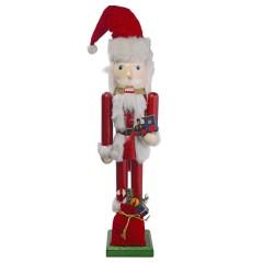 62 cm julemand, nøddeknækker