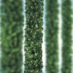 270 cm kunstgran guirlande, Ø30 cm