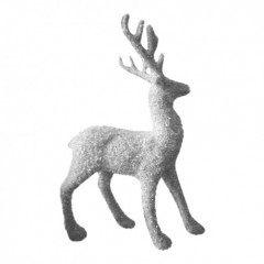35 cm dyr, hvid