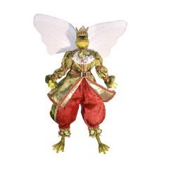 Kongefrø fe, dukke, 30 cm