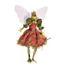 Dronningefrø fe, dukke, 30 cm