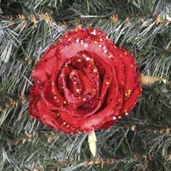Rose, udsprunget m/clip