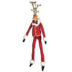 Mr. Long-Leg rensdyr-julemand, 50 cm