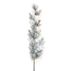 Fyrregren m/sne, 35 cm (70 cm inkl. stilk)